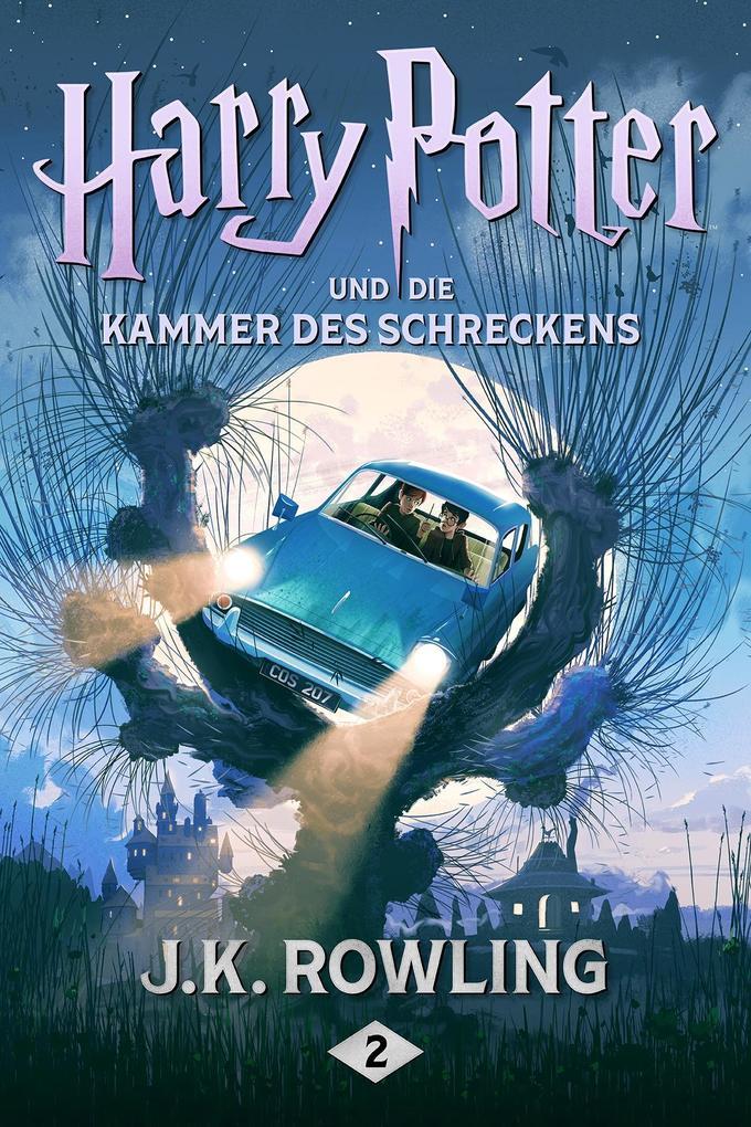 Harry Potter und die Kammer des Schreckens als eBook epub