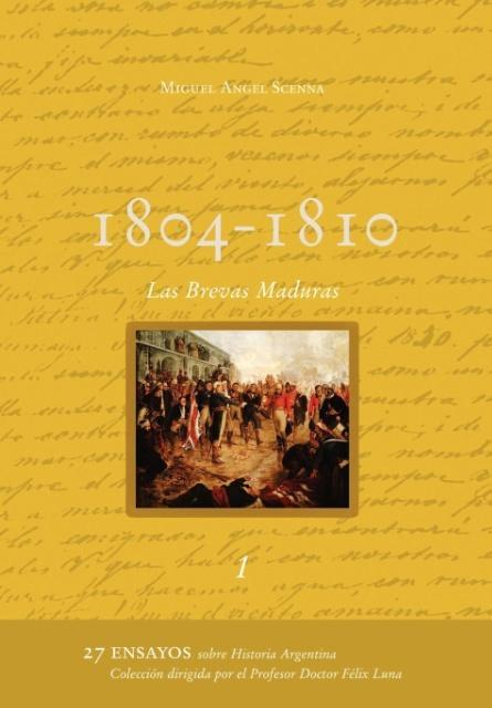 1804 - 1810 - Las Brevas Maduras als Buch (gebunden)