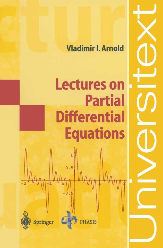 Lectures on Partial Differential Equations als Buch (kartoniert)