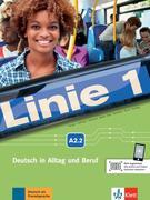 Linie 1 A2.2. Kurs- und Übungsbuch mit DVD-ROM