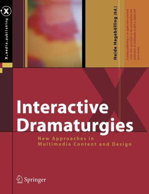 Interactive Dramaturgies als Buch (gebunden)