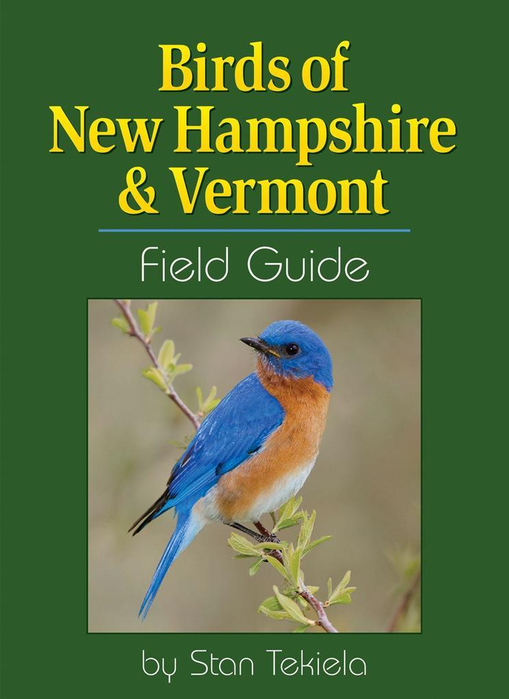 Birds of New Hampshire & Vermont Field Guide als Taschenbuch