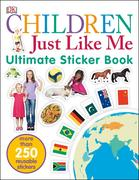 Ultimate Sticker Book: Children Just Like Me: More Than 250 Reusable Stickers