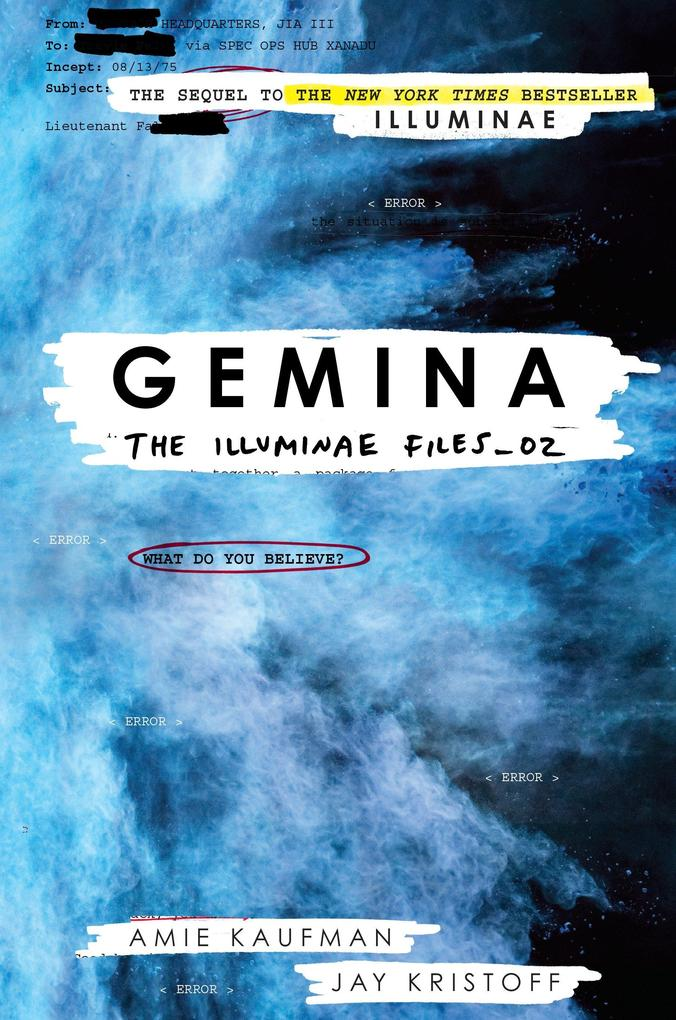 The Illuminae Files 2. Gemina als Buch (gebunden)
