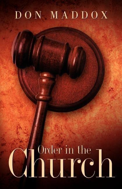 Order In the Church als Taschenbuch