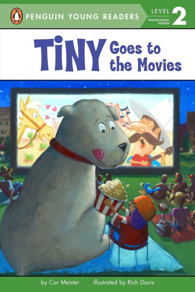 Tiny Goes to the Movies als Taschenbuch