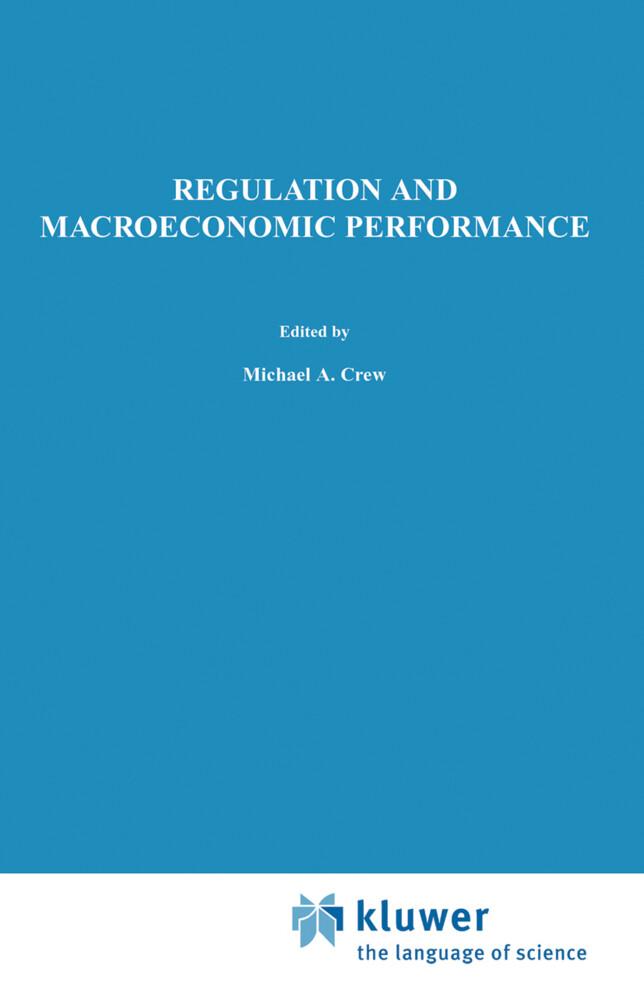 Regulation and Macroeconomic Performance als Buch (gebunden)