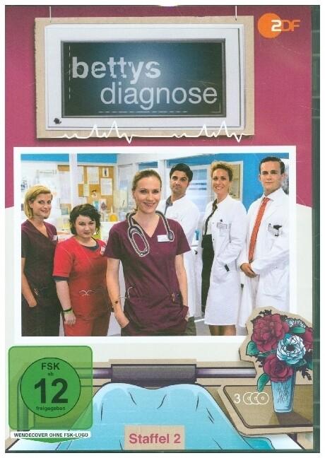 Bettys Diagnose als DVD