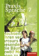 Praxis Sprache 7. Arbeitsheft. Baden-Württemberg