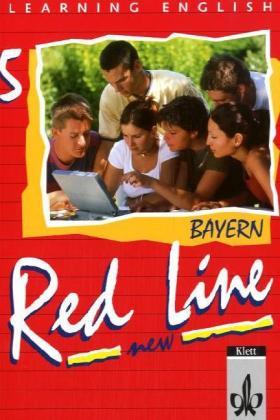 Red Line New 5. Schülerbuch. Bayern als Buch (gebunden)