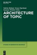 Architecture of Topic