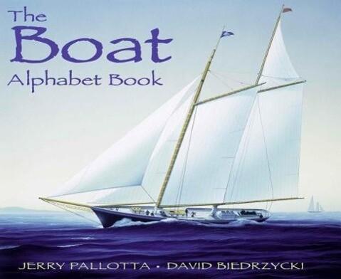 Boat Alphabet Book als Taschenbuch