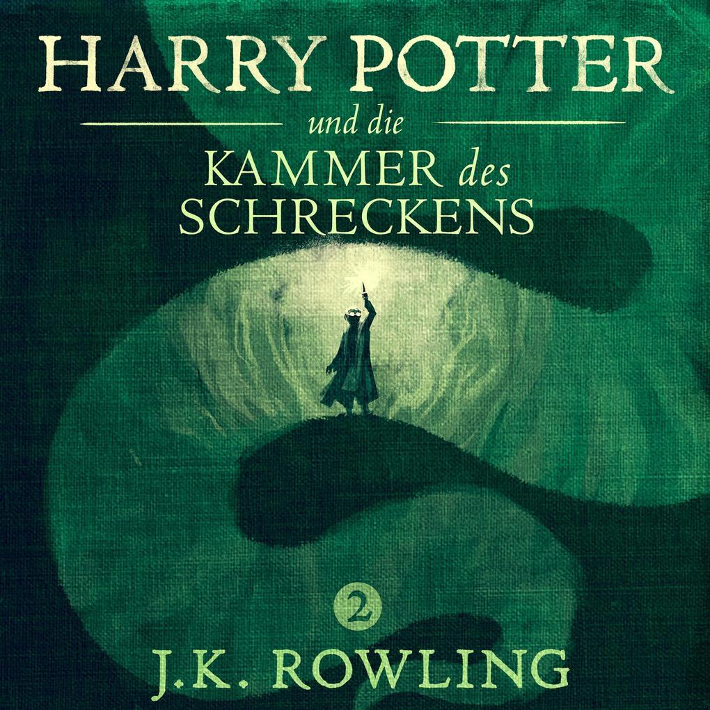 Harry Potter und die Kammer des Schreckens als Hörbuch Download