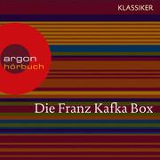 Die Franz Kafka Box - Die Verwandlung / Das Urteil / In der Strafkolonie / Ein Landarzt / Auf der Galerie u.a.