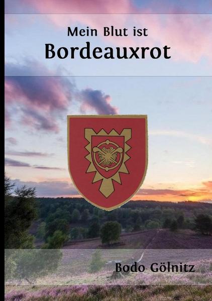Mein Blut ist Bordeauxrot als Buch (kartoniert)