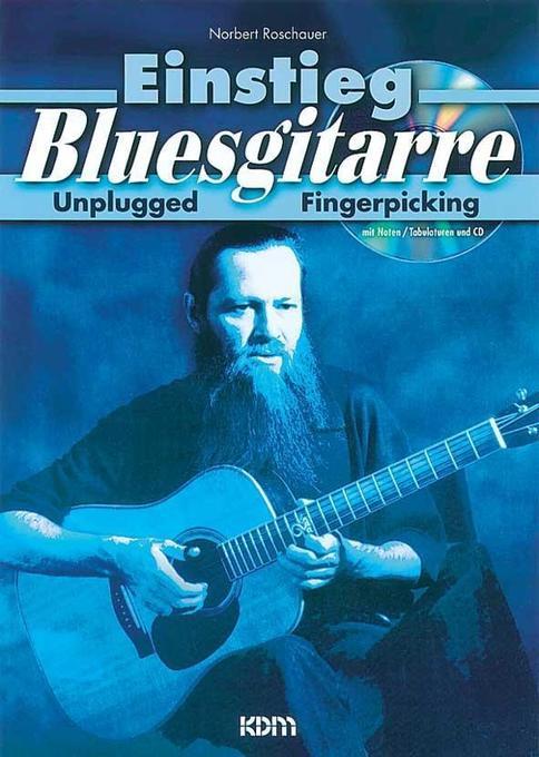 Einstieg Bluesgitarre als Buch (kartoniert)