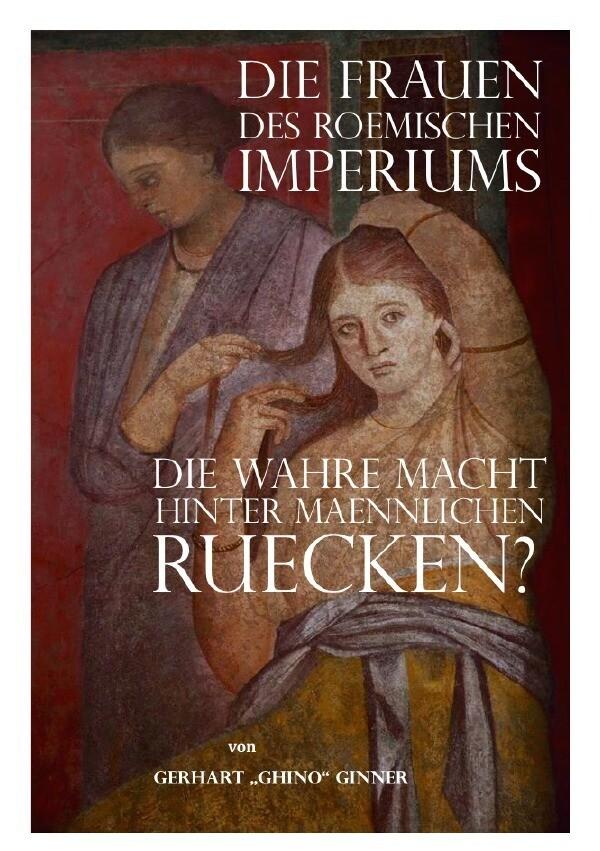 Die Frauen des römischen Imperiums als Buch (kartoniert)