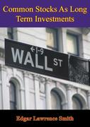 Common Stocks As Long Term Investments