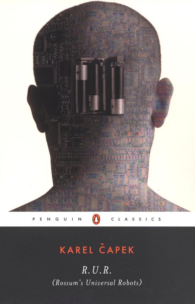 R.U.R. (Rossum's Universal Robots) als Taschenbuch
