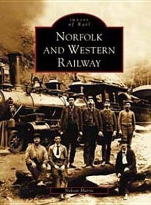 Norfolk and Western Railway als Taschenbuch
