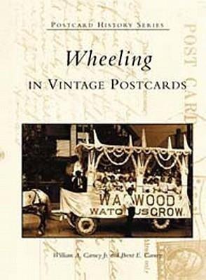 Wheeling in Vintage Postcards als Taschenbuch
