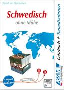 Assimil. Schwedisch ohne Mühe. Multimedia-Classic. Lehrbuch und 4 Audio-CDs