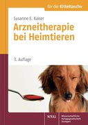 Arzneitherapie bei Heimtieren für die Kitteltasche