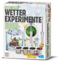 Green Science Wetter-Experimente