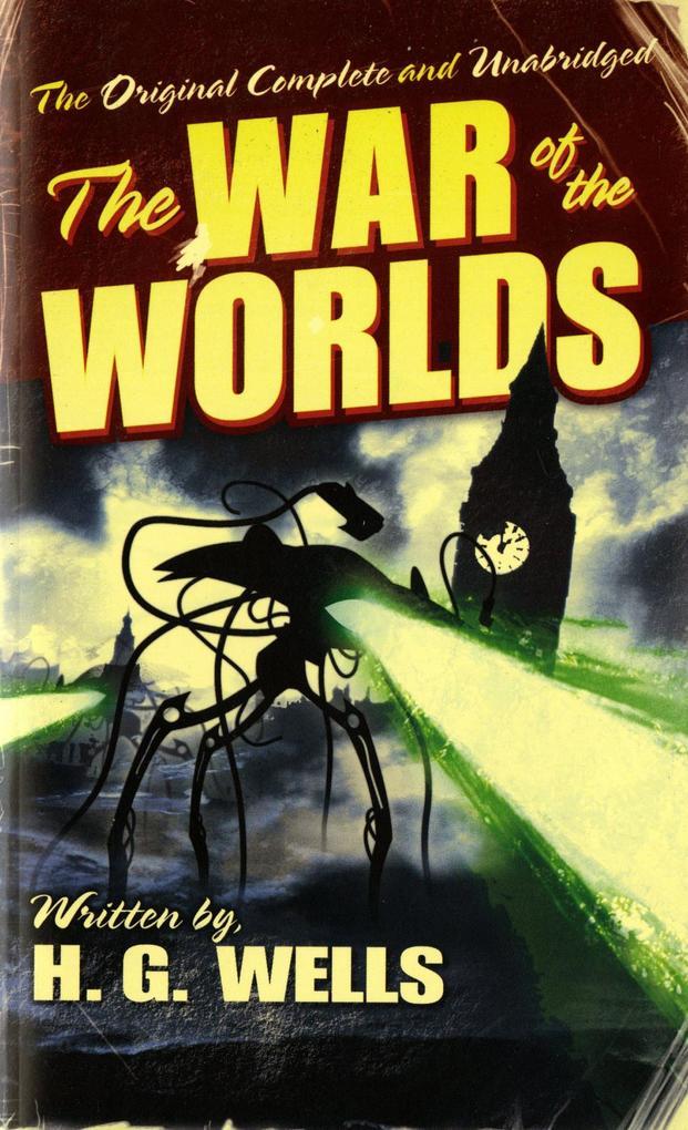 The War of the Worlds als Taschenbuch