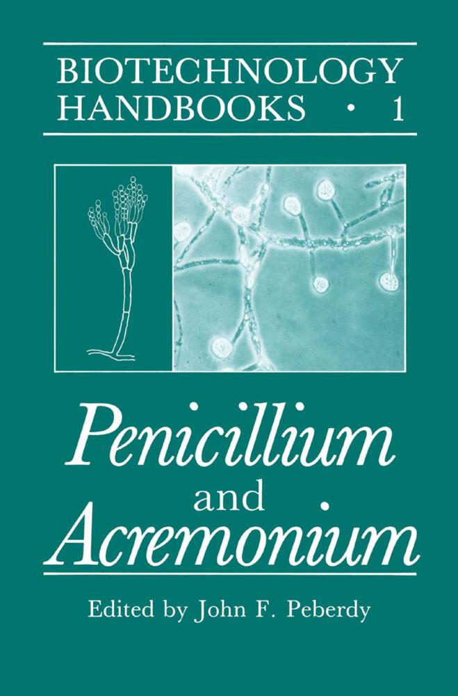 Penicillium and Acremonium als Buch (gebunden)