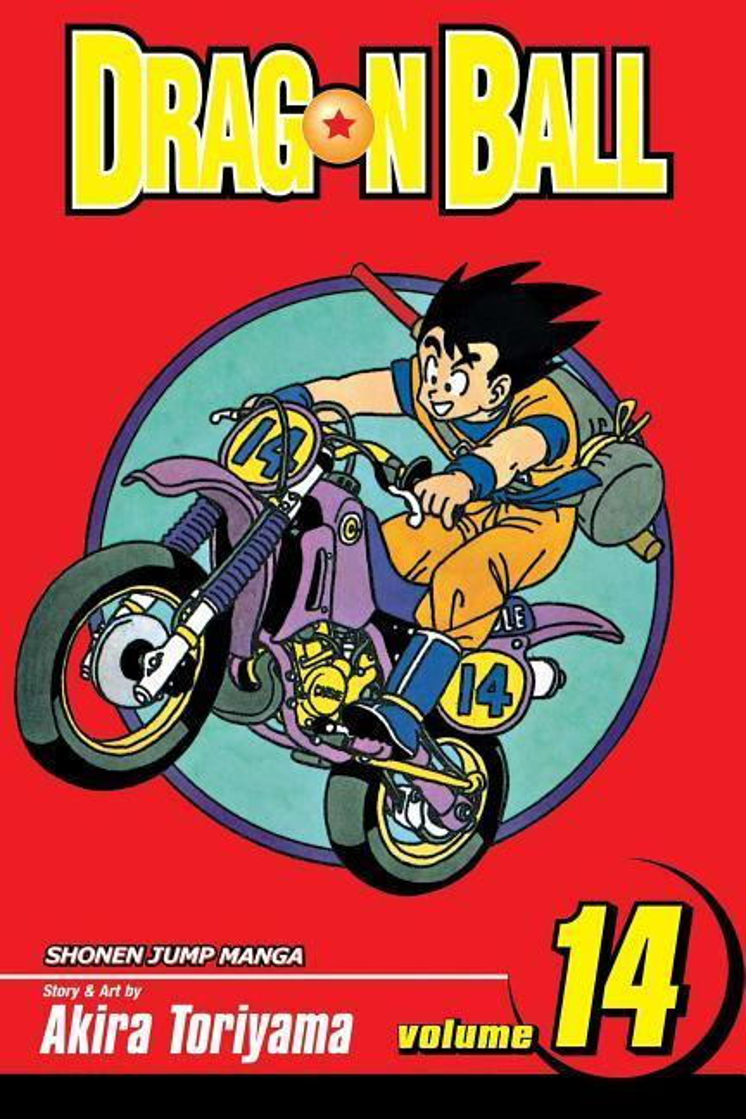 Dragon Ball, Vol. 14 als Taschenbuch