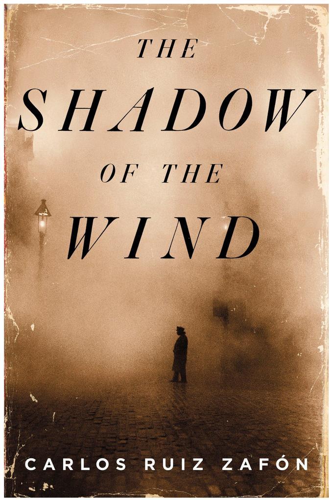 The Shadow of the Wind als Buch (gebunden)