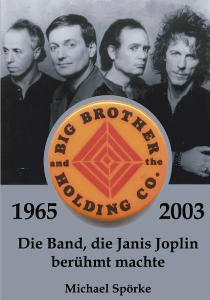 Big Brother & the Holding Co. 1965 - 2003 als Buch (kartoniert)