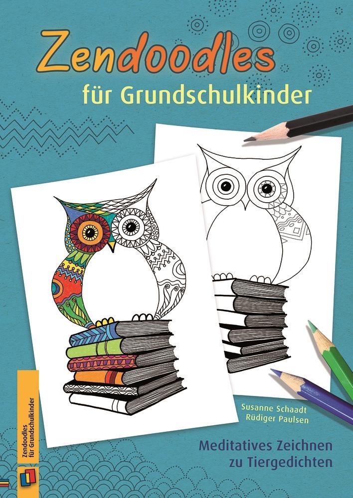 Zendoodles für Grundschulkinder als Buch (geheftet)