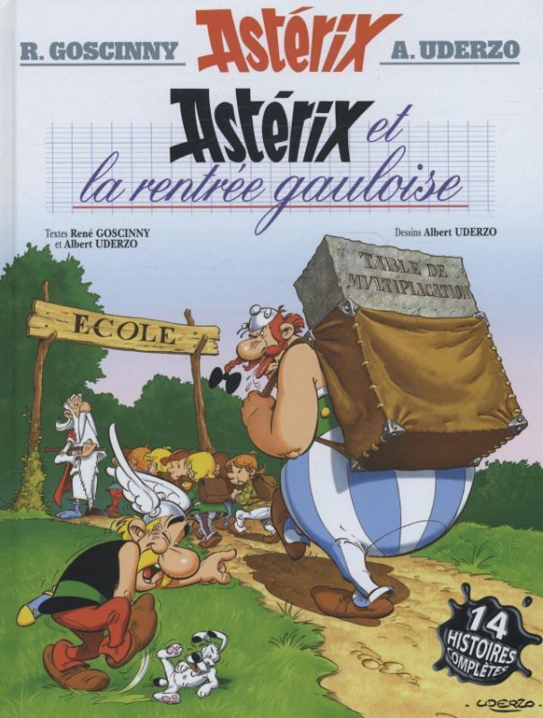 Asterix et la rentree gauloise als Taschenbuch