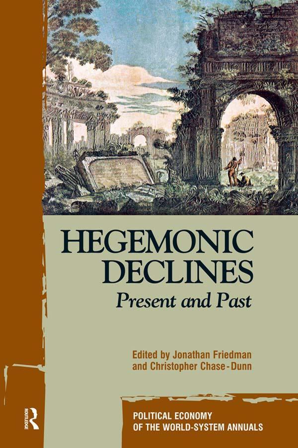 Hegemonic Decline als eBook epub