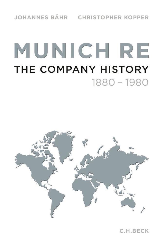 Munich Re als Buch (gebunden)