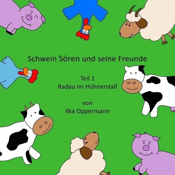 Schwein Sören und seine Freunde als Buch (kartoniert)