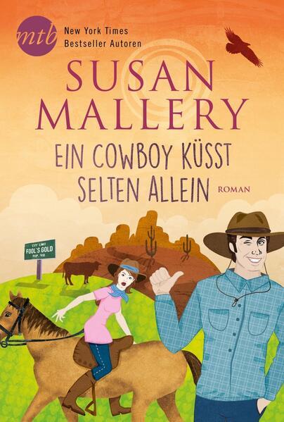 Ein Cowboy küsst selten allein als Taschenbuch