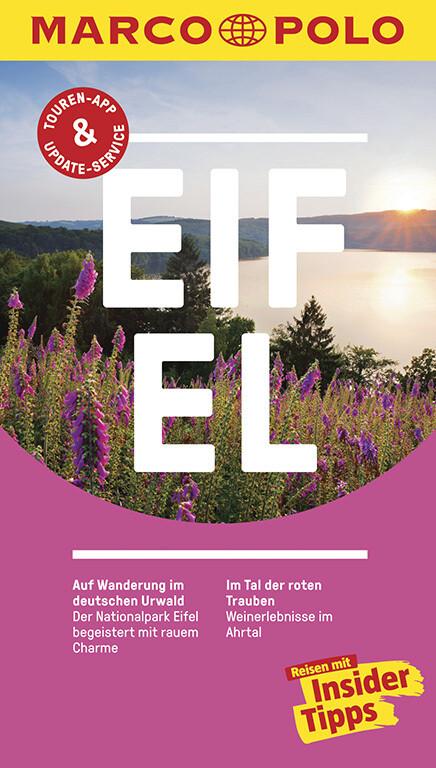 MARCO POLO Reiseführer Eifel als Buch (kartoniert)