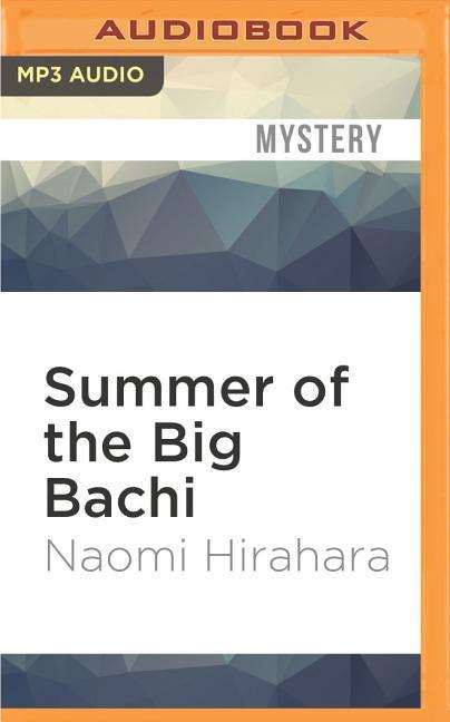 Summer of the Big Bachi als Hörbuch CD