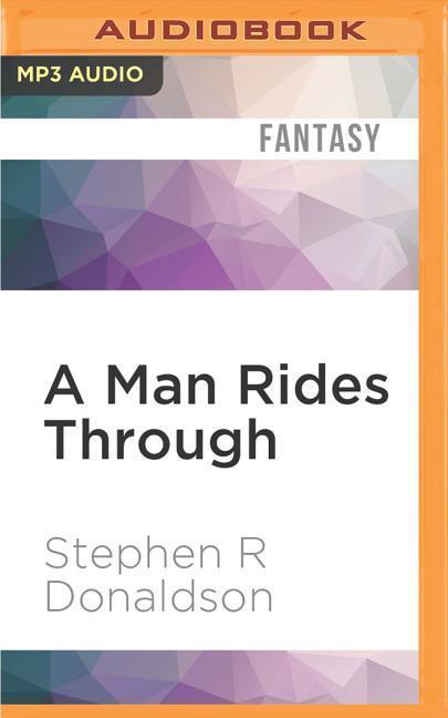 A Man Rides Through als Hörbuch CD