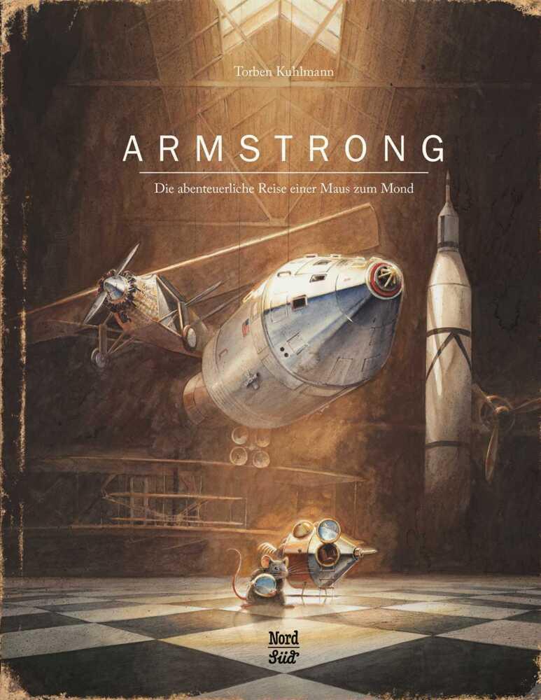 Armstrong als Buch (gebunden)