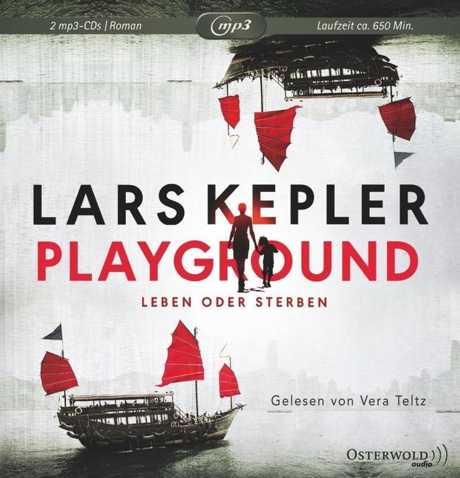 Playground - Leben oder Sterben als Hörbuch