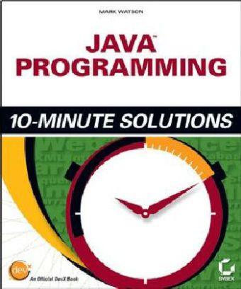 Java Programming 10-Minute Solutions als Buch (kartoniert)