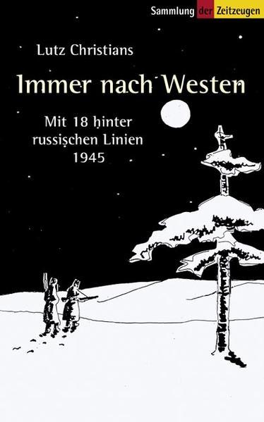 Immer nach Westen als Buch (kartoniert)