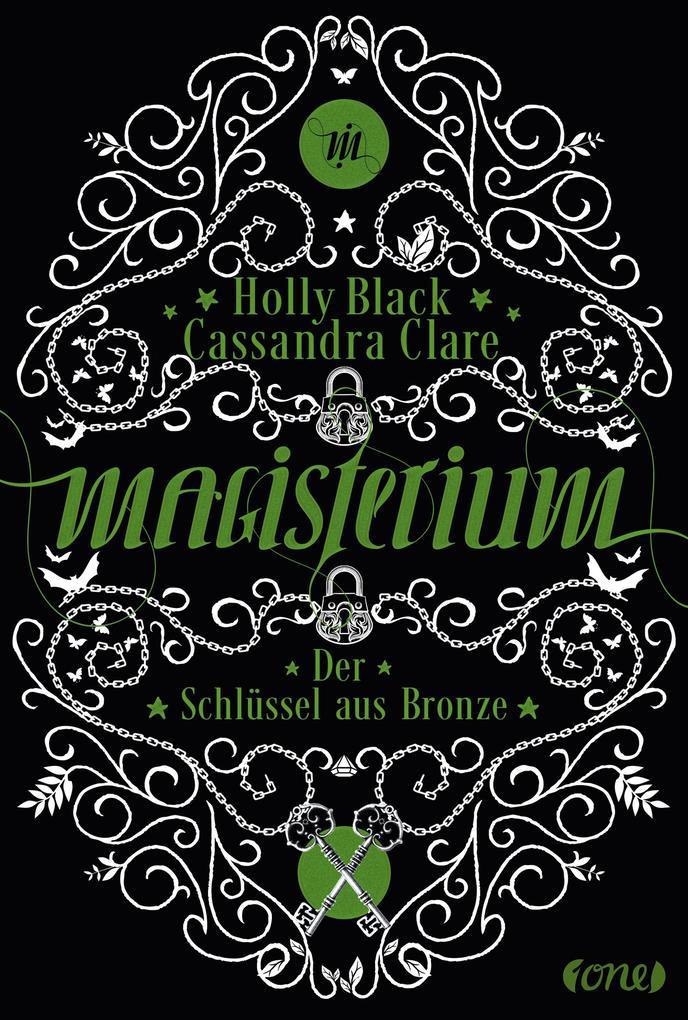 Magisterium 03 - Der Schlüssel aus Bronze als Buch