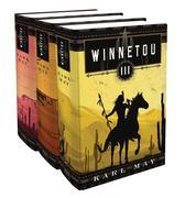 Winnetou I-III (3 Bände)