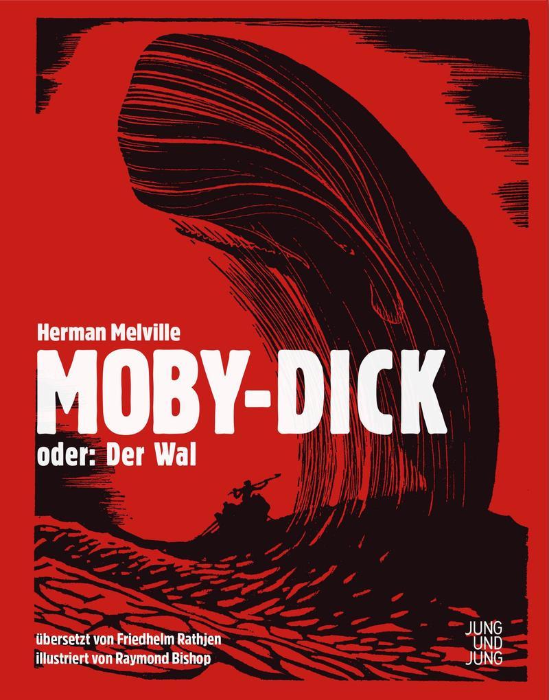 Moby-Dick; oder: Der Wal als Buch (gebunden)