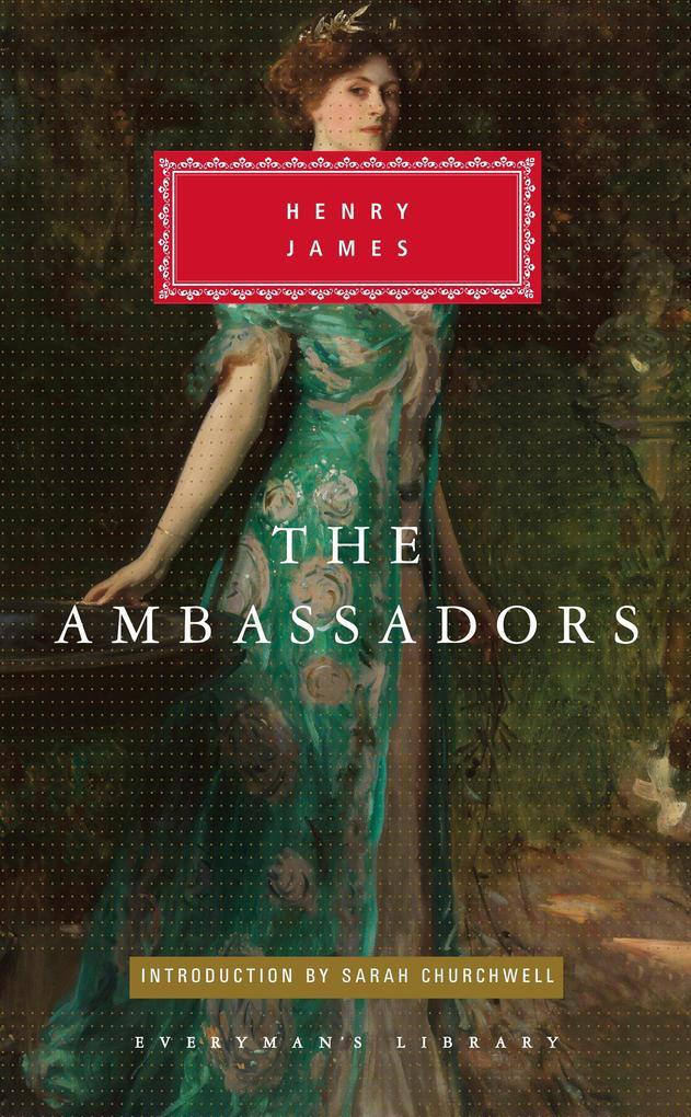 The Ambassadors als Buch (gebunden)